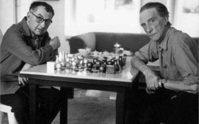 Domenica 17 marzo h.17.00: Tè con l'Artista. Duchamp-Man Ray: vita d'artista Con Penelope Filacchione