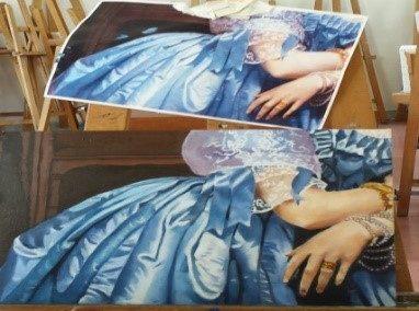 Corso di pittura e disegno con Elettra Porfiri