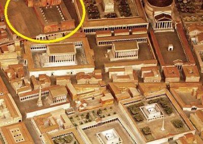 2 luglio ore 21.00 L'oriente a Roma. Passeggiata sulle tracce dell'Iseo Campense