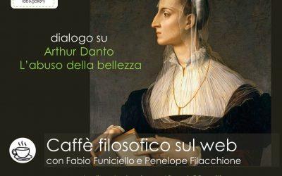 """Caffé filosofici…sul web. """"La bellezza al tempo dei social"""" domenica 15 Novembre 2020 con Fabio Funiciello e Penelope Filacchione"""