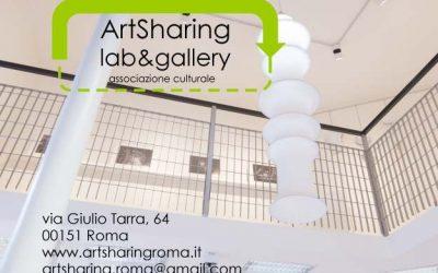 Biennale MArteLive 2019: partnership con ArtSharing Roma