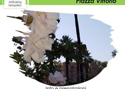 Sabato 12 dicembre 2020 ore 10.30: Il giardino ritrovato. Visita guidata a Piazza Vittorio