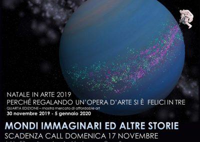 CALL FOR ARTIST Mondi immaginari ed altre storie. Scadenza 17 novembre 2019