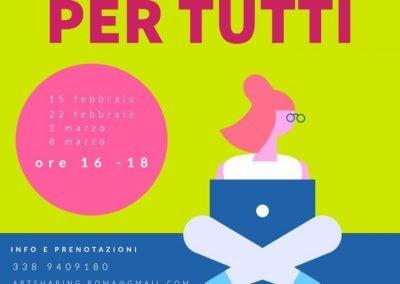 Alfabetizzazione digitale per tutti. Mini corso con Caterina Giannottu