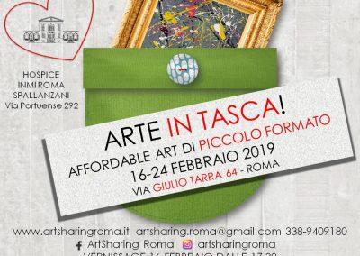 ARTE IN TASCA! affordable art di piccolo formato